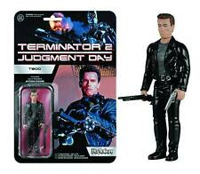 "TERMINATOR 2 JUDGEMENT DAY T-800  3 3/4"" ACTION FIGURE REACTION NIP  #soct15"