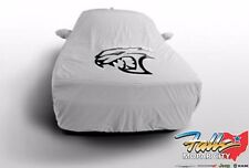 Dodge Challenger Hellcat Car Cover with Hellcat Logo Mopar OEM