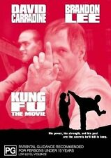 Kung Fu - The Movie - DVD Region 4 VG Condition