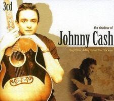 JOHNNY CASH - The Shadow Of Johnny Cash - 3er CD Set - NEU OVP