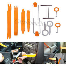 Car Door Plastic Trim Panel Dash Installation Removal Pry Tool Kit 12pcs Tools