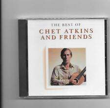 "CHET ATKINS AND FRIENDS, CD ""THE BEST OF"" NEW SEALED"