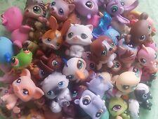 Littlest Pet Shop * 7 PC Random Surprise Lot Including Dog or Cat * Gift