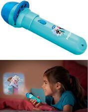 Philips Disney Frozen LED Taschenlampe mit Projektor Kinder Nachtlichter NEU