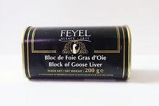 Foie Gras d´OIE Gänseleber Bloc 200g original aus Frankreich Spitzenqualität !
