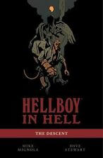 Hellboy in Hell Volume 1: The Descent, Mignola, Mike