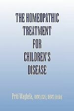THE HOMEOPATHIC TREATMENT FOR CHILDREN'S DISEASE