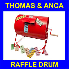 Raffle Tombola Drum