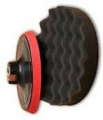 "8"" Waffle Buffing Polishing Pad for a swirl free finish"