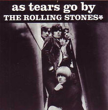☆ CD Single The ROLLING STONES As tears go by 2-track CARD SLEEVE ☆
