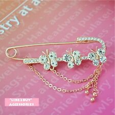 Like2Buy Accessories Butterfly Fashion Brooch