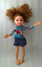 """2009 Best Friends Club Addison 18"""" Blue Eyes Jointed/Poseable Doll MGA"""