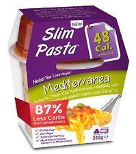 Slim Pasta Lunchbox - Mediterranea 250g (Pack of 3)