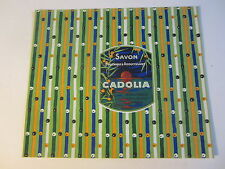 Old Vintage 1930's - French Soap Label - Savon CADOLIA - PARIS