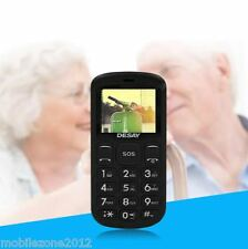 BIG BUTTON SIM FREE SENIOR CITIZEN OAP MOBILE PHONE SOS BUTTON UNLOCKED GSM