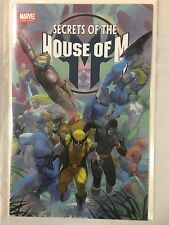 Secrets of the House of M #1 Comic Book Marvel 2005