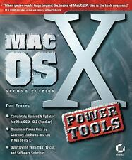 Mac OS X Power Tools, Second Edition, Sybex, Frakes, Dan, , Book, Very Good