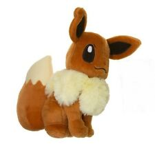 Japanese Pokemon Pocket Monster Eevee 14cm/6'' plush toys soft stuffed dolls