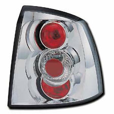 CHROME LEXUS STYLE REAR TAIL LIGHTS - VAUXHALL ASTRA G MK4 3 & 5 Door
