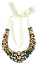 Kate Spade Pearl Mix Crystal Bib Necklace NWT Limited Premium Design SOLD OUT!