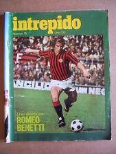 INTREPIDO n°15 1974 Romeo Benetti Minnie Minoprio    [G361]