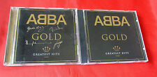 ABBA GOLD Greatest Hits Import Canada CD Lot of 2