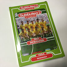 ROMANIA 1994 SUBBUTEO SQUADRA CALCIO Legends La Leggenda Team