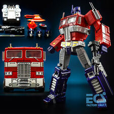 G1 Transformers MP10-V Optimus Prime Action Figure Metal Diecast
