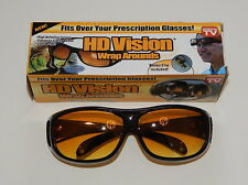 As Seen On TV HD Vision Wrap Arounds In Box R9892