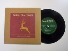 "British Sea Power ‎""It Ended On An Oily Stage"" 7"" ROUGH TRADE UK 2005"