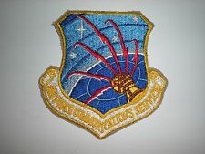 "LARGE 4"" USAF COMMUNICATIONS SERVICE PATCH - COLOR"