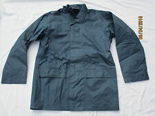 Blue Rain Jacket,Jacket Foulweather Blue,RAF,Moisture protection Jacket,Size