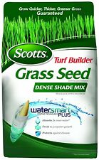 Scotts 18348 Turf Builder Dense Shade Grass Seed Mix Bag, 3-Pound (Not for sale