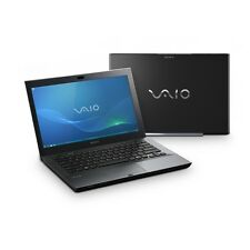 """Sony Vaio VPCSB Ultra-Portable Business Laptop - 13.3"""" i7 2.7Ghz, 8Gb, Backlit"""