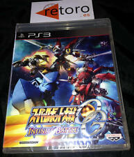 SUPER ROBOT TAISEN WARS OG Original Generation INFINITE BATTLE PlayStation 3 PS3