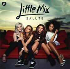 Little Mix-Salute (the Deluxe Edition) * 2 CD * NUOVO *