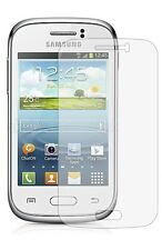 6 screencover salvapantallas Screenprotector Para Samsung S6310 Galaxy Young