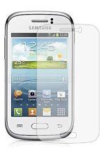 6 screencover salvapantallas Screenprotector Para Samsung S6310 Galaxy Young
