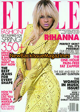 Elle 5/12,Rihanna,May 2012,NEW