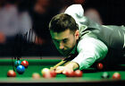 Mark SELBY SIGNED 12x8 Photo Autograph COA AFTAL Crucible Snooker