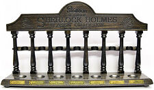 Peterson Sherlock Holmes Classic Collection Pipe Rack Dark Finish
