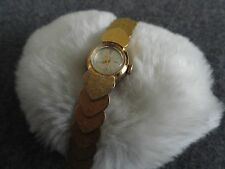 Vintage Wind Up Westclox Ladies Watch with a Pretty Band - Problem