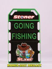 1:12 Pit board pitboards Casey Stoner Going Fishing 2012 to minichamps RARE NEW