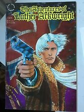 The Adventures of Luther Arkwright Bryan Talbot x 5 Comica