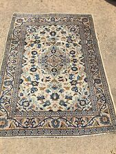"Great Deal Hand Knotted Esfahan -Kashan   Persian Rug Carpet 3 x 5,3'4""x4'9"""