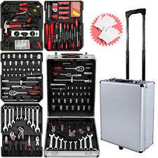 399-tlg Werkzeugset Werkzeugkoffer Werkzeugkiste Werkzeugkasten Werkzeug Satz
