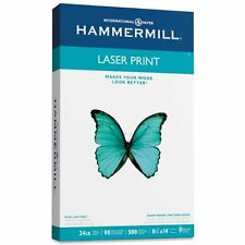 "Hammermill 10461-2 Laser Print Paper - Legal - 8.5"" X 14"" - 24lb - Ultra Smooth"