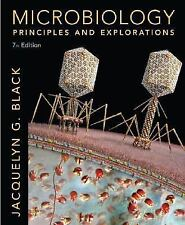 Microbiology: Principles and Explorations by Jacquelyn G. Black, 7th Edition