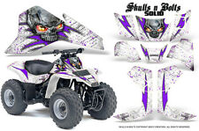 SUZUKI LT 80 LTZ80 ATV CREATORX GRAPHICS KIT DECALS SNBSDPRW