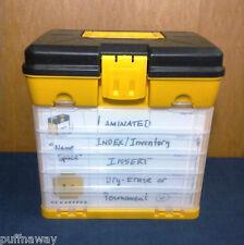 """""""Fun w/ Bricks"""" ORGANIZER / Storage Drawer & Bin SYSTEM for Lego Sets &/or Parts"""